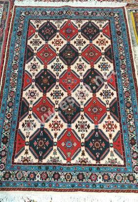 Iranian Cream color Handmade 1.7 m Carpet