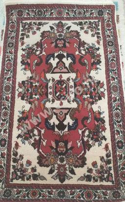 Iranian Woolen Copper Color Handmade 1 m Carpet