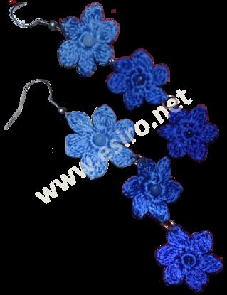 Picture of Crochet Earrings