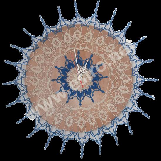 Picture of Crochet Clock