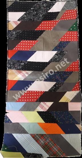 Multicolor Patchwork Tablecloth